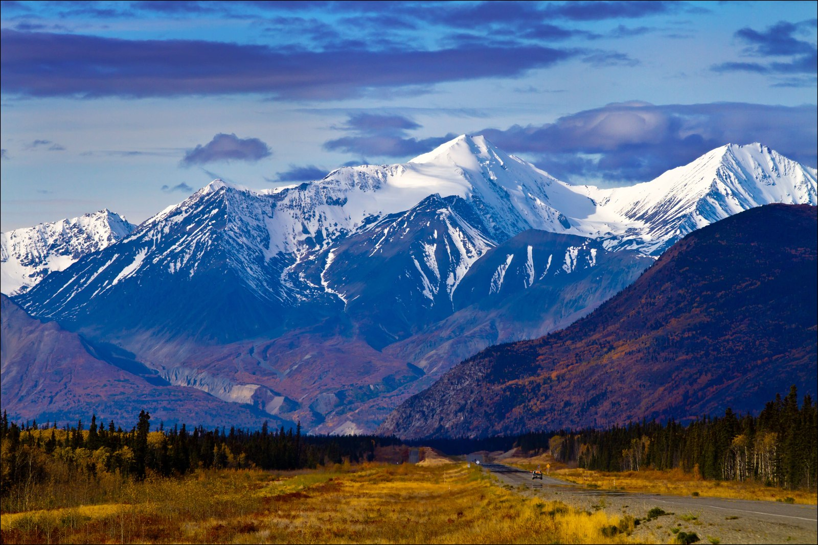 The Yukon - Alaska Quest
